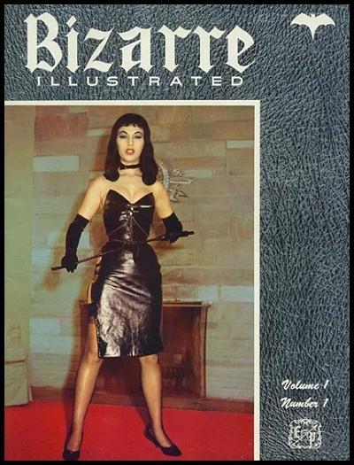 Bizarre magazine